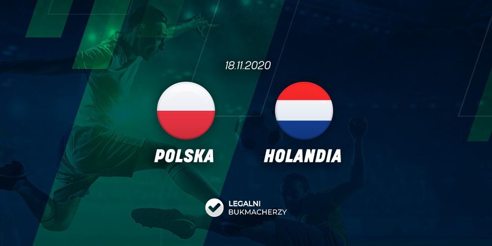 Polska – Holandia: Kursy bukmacherskie