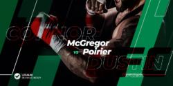 McGregor – Poirier – kursy bukmacherskie