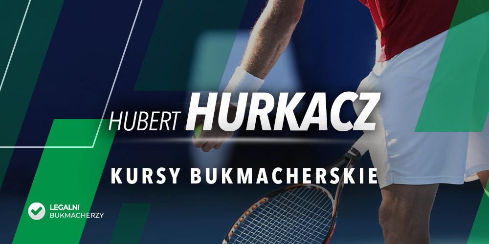 Hubert Hurkacz – kursy bukmacherskie
