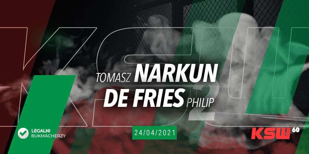 Narkun – De Fries – kursy bukmacherskie