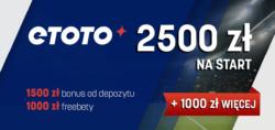 Kod bonusowy ETOTO – rejestracja 2021