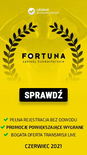 Fortuna czerwiec 2021