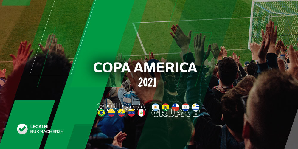 Copa America – kursy bukmacherskie