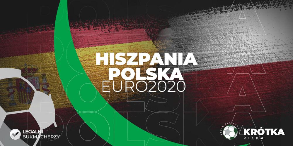 Hiszpania - Polska Euro 2020