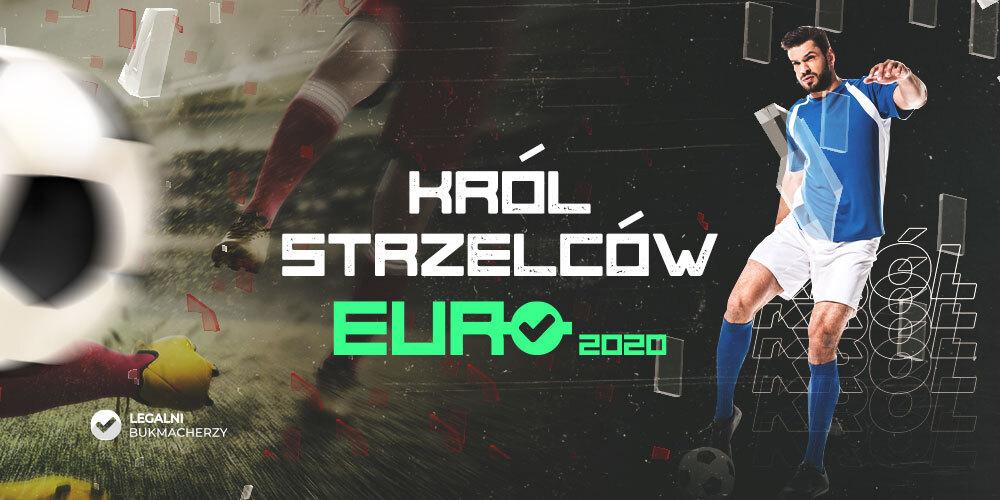 Król strzelców Euro 2020 – kursy bukmacherskie