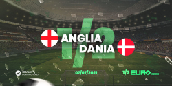 Anglia – Dania – Kursy bukmacherskie