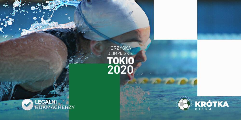 Pływanie IO Tokio