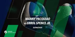 Pacquiao – Spence Jr. – kursy bukmacherskie