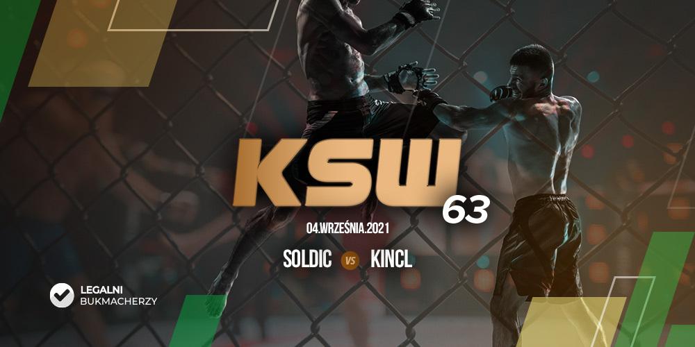 Soldic – Kincl – kursy bukmacherskie na KSW 63