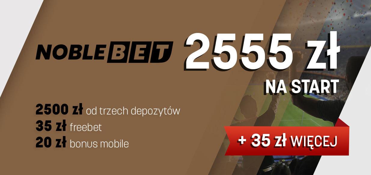 NobleBet Kod Bonusowy – rejestracja 2021